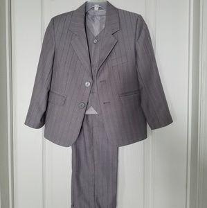 3 piece boys suit